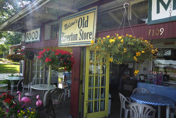 Nelsons Old Riverstone Store