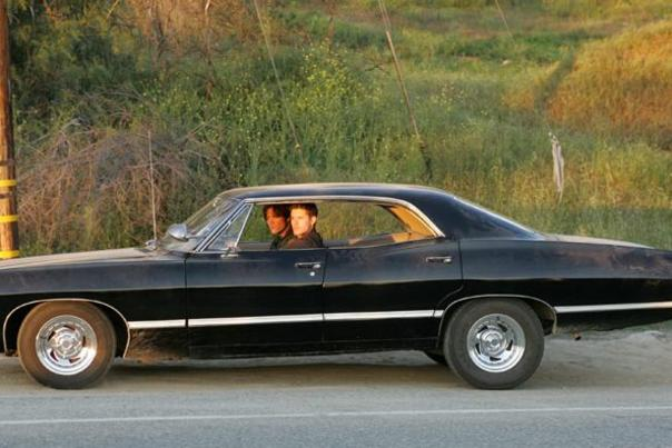 Supernatural Road Trip