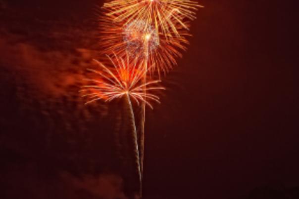 State Parks Fireworks