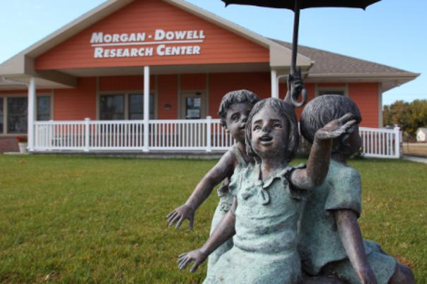 National Orphan Train Complex | Concordia, Kansas - Morgan - Dowell Research Center