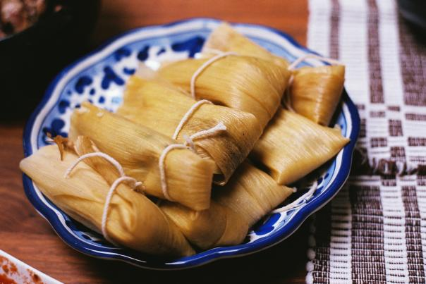 A Taste for Tamales