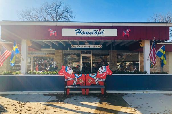 Lindsborg Kansas Hemslojd Shop - Rebekah Baughman