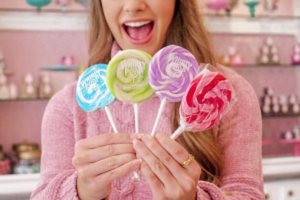Talia Ramsey - Bijou Confectionery Blog - Suckers