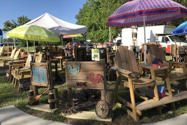 Marysville Mother's Day Market