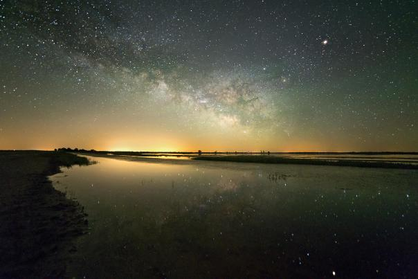 Top Places to Stargaze in Kansas