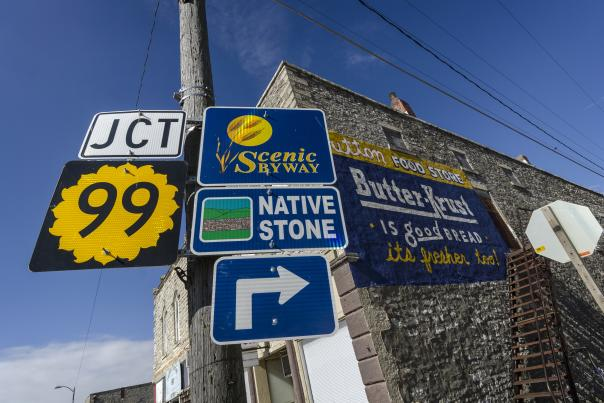 Native Stone Scenic Byway