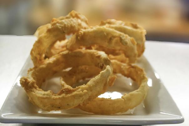 Airport Steakhouse Handmade Onion Rings