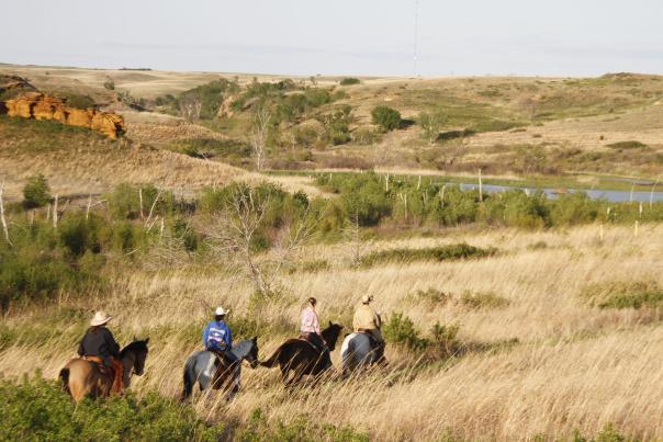 Kanopolis State Park Horseback