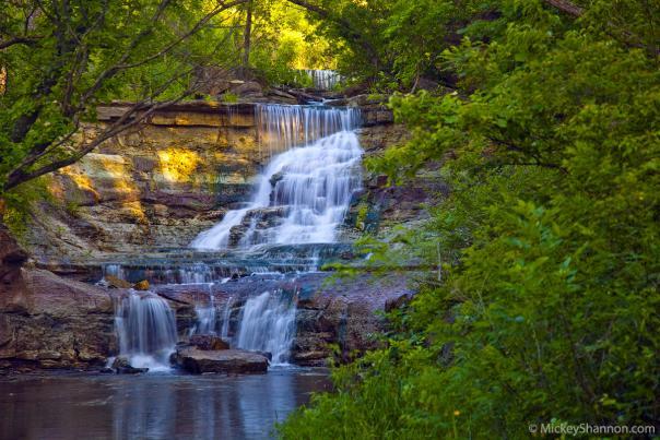 Prather Creek Falls