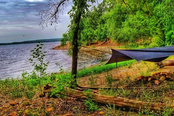 Hammock Camping in Kansas with @hammockkansas - Blog