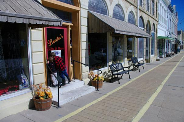 Mainstreet shops