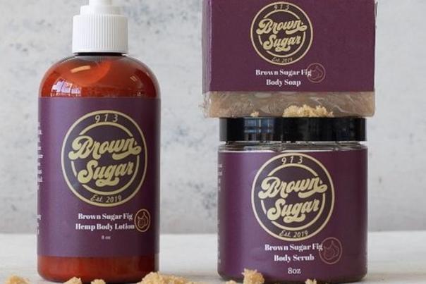 Brown Sugar Lotion