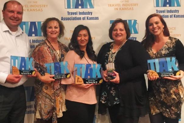 KS Tourism Conference Awards