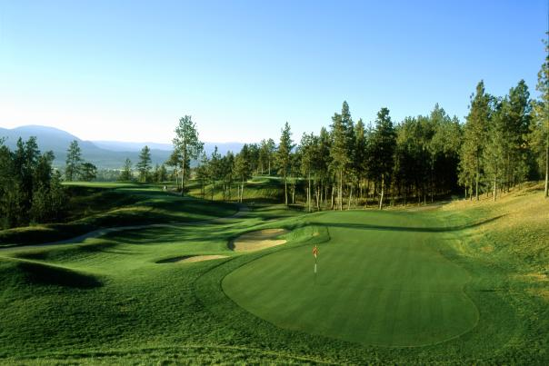 Okanagan Golf Club - The Bear Course