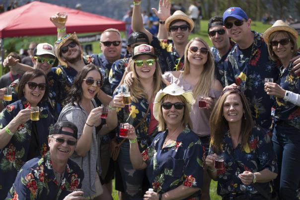 Great Okanagan Beer Festival