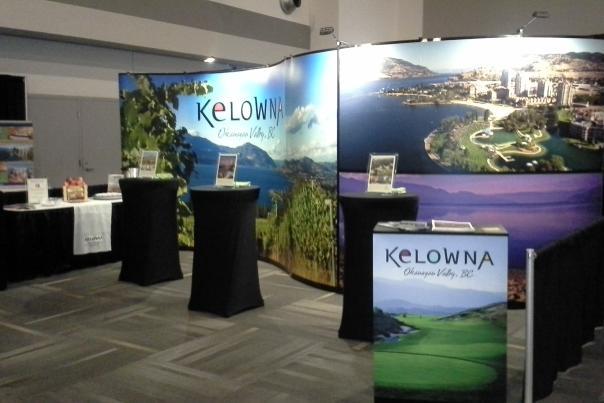 Tourism Kelowna in Ottawa