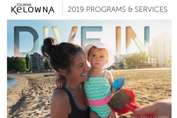 2019 Programs & Services