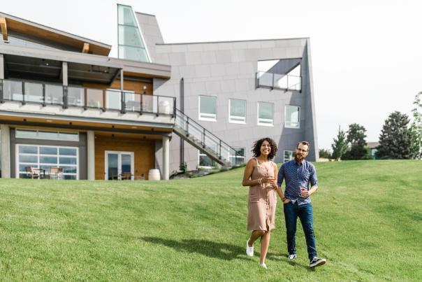 Wines of BC - Mt Boucherie Winery