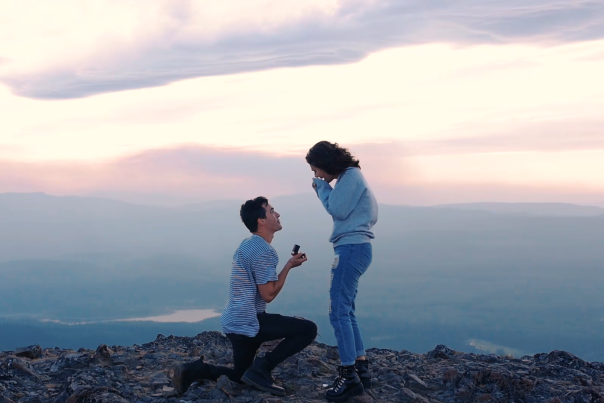 Ultimate Proposal Video Still
