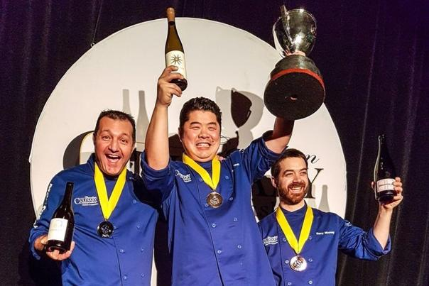 Canadian Culinary Championships 2018 Winners