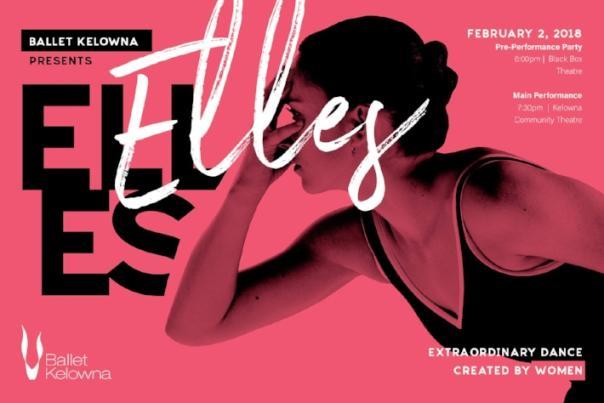 Ballet Kelowna: Elles