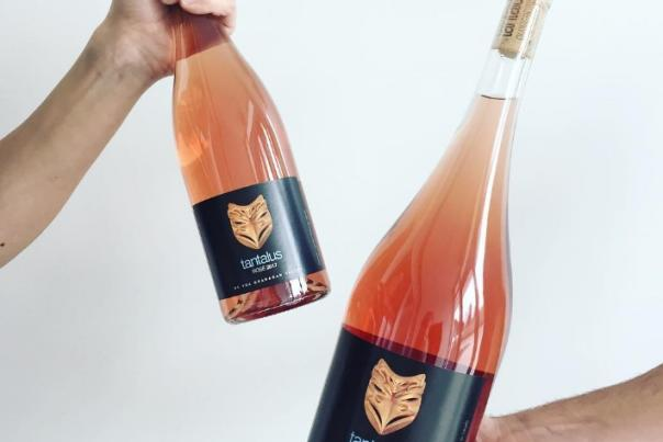 Tantalus Vineyards Rose