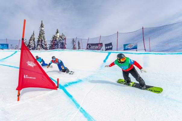SBX World Cup in 2020
