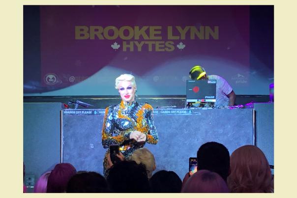 Brooke Lynn Hytes Sapphire