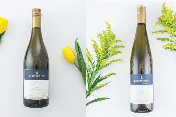 CedarCreeek Spring Wine Releases