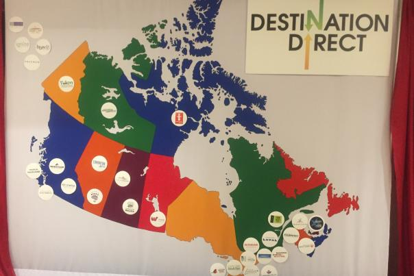 Destination Direct Map