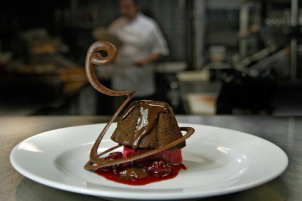Dessert from RauDZ