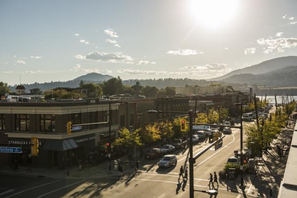 Downtown Kelowna