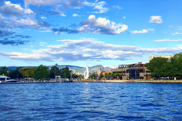 Downtown Kelowna Lake View