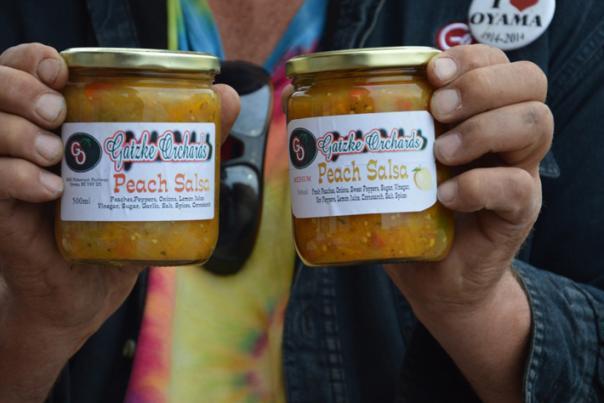 Gatzke's Farm Market Peach Salsa | Blog Lead Image