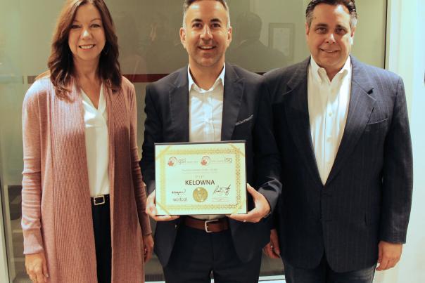 GSI Index Award Photo