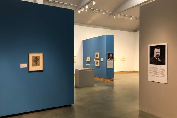 Group of Seven Exhibition at the Kelowna Art Gallery