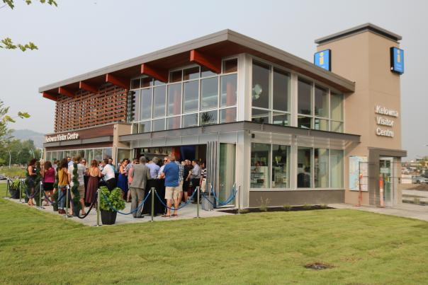 Commerce ConneX Visitor Centre