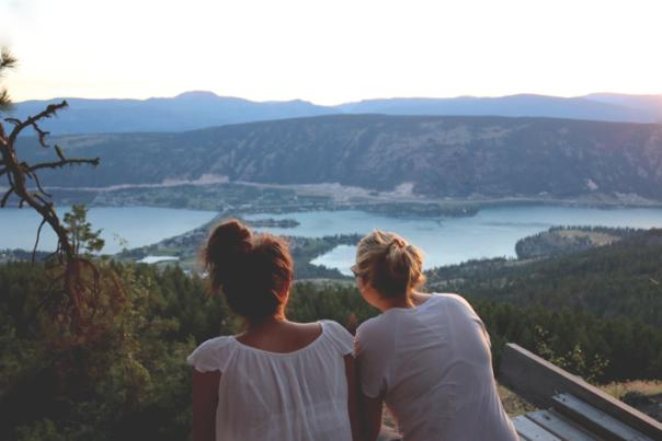 Oyama Lake Road Lookout | Blog Lead Image
