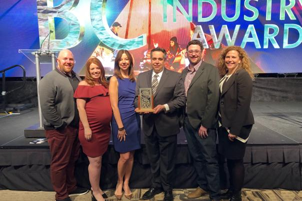 BC Tourism Industry Awards