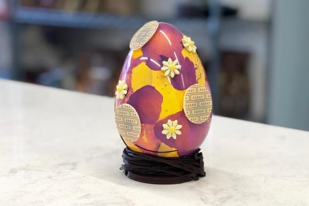 Karat Chocolate Egg 2019