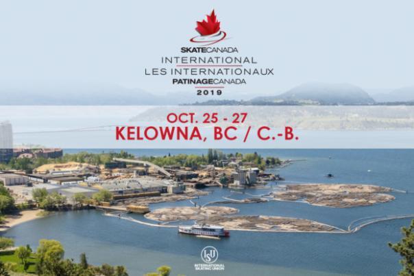 2019 Skate Canada International