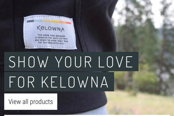 Love For Kelowna Mobile Store