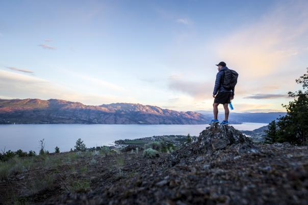 Mount Boucherie Hike