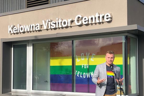 Kelowna Pride Society Announcement