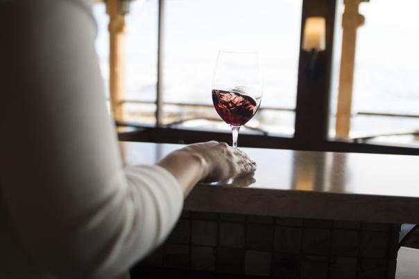 Quails Gate Wine Tasting