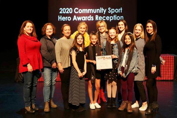 Kelowna Skating Club Sport Hero Awards