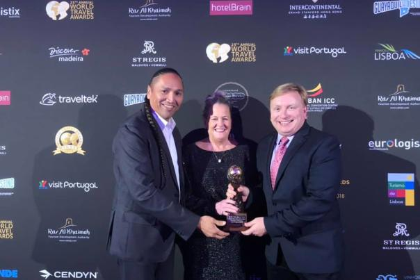 TOTA World Responsible Tourism Award