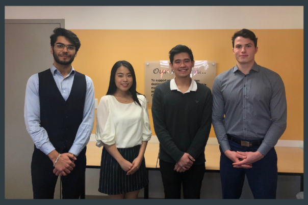 UBC Okanagan Capstone Students