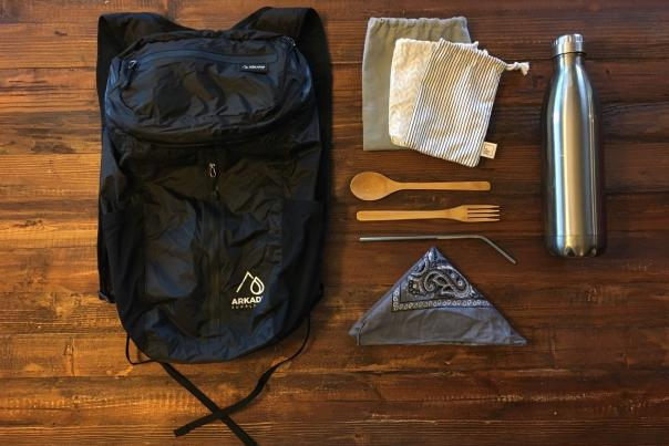 Zero-Waste Backpack