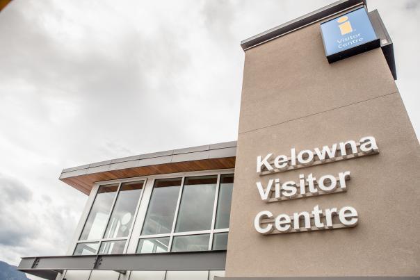 Photo of Kelowna Visitor Centre